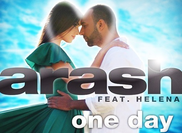 ноты Arash Helena One Day